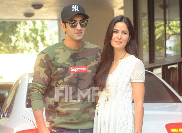 Ranbir-Katrina laugh over break-up rumours