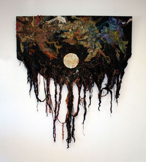 Earthly Transience, Christina Petrow Scimmi.