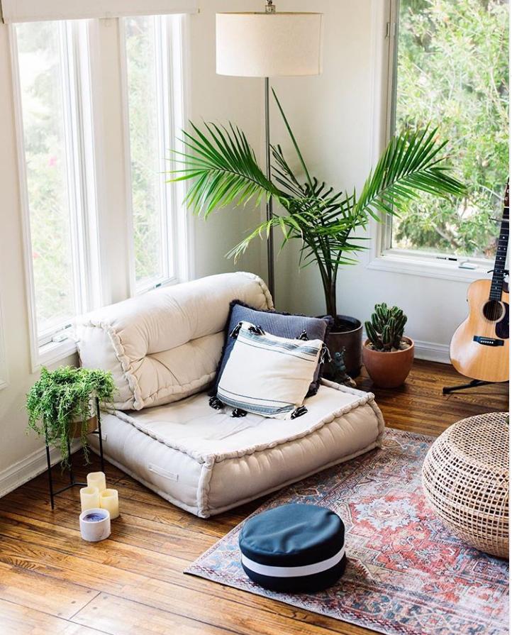 Photo of 120 + gemütliche DIY Wohnzimmer & Schlafzimmer Home Decor mit grünen Zimmerpflanzen auf e…