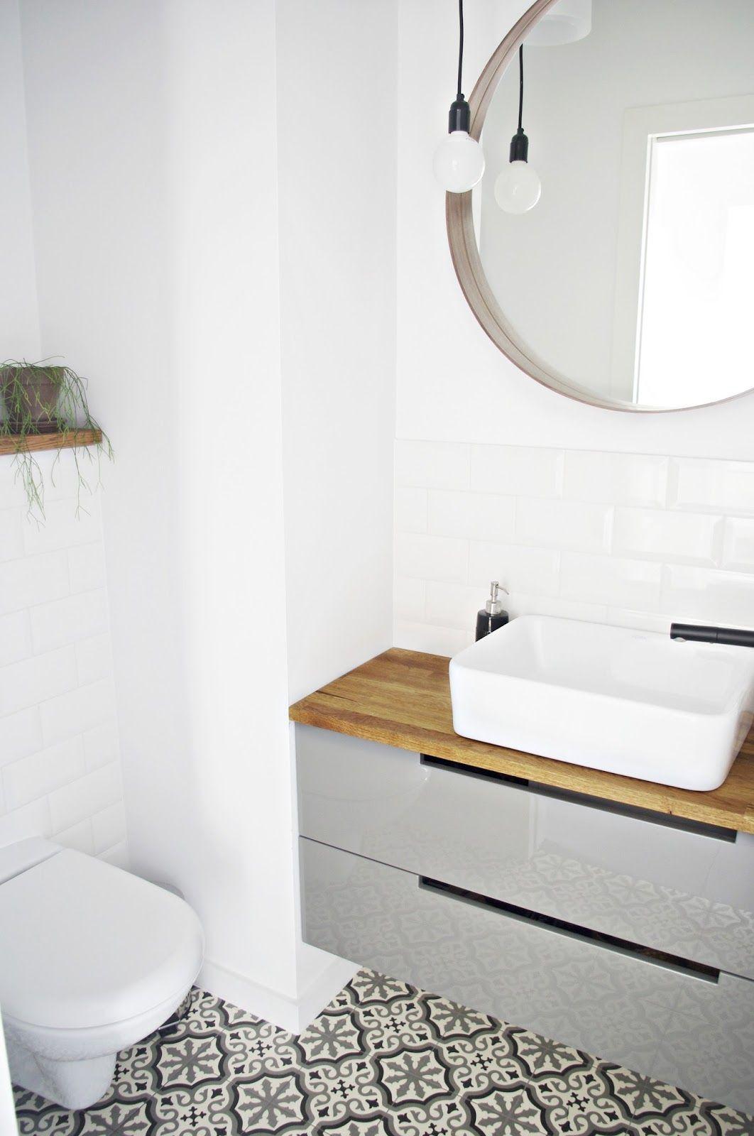 Gästeklo | Ideen rund ums Haus | Pinterest | Badezimmer, Bäder und Gast