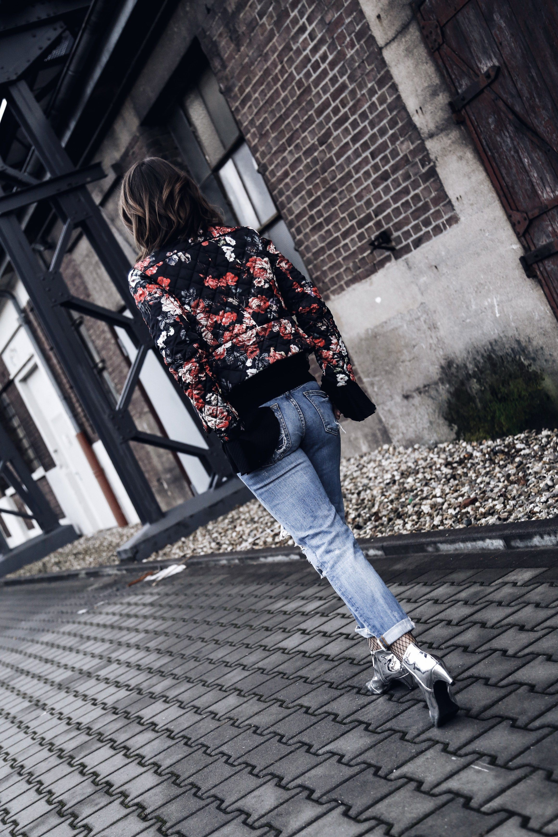 allthatchoices by laura fashionblog mainz floral bomber