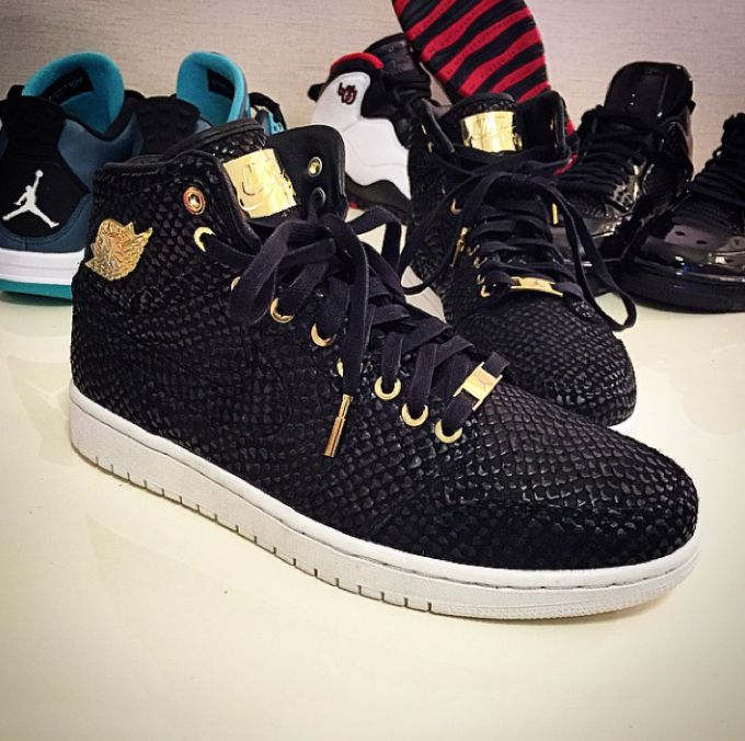 Air Jordan 1 Brooklyn All Star 2015 Lol