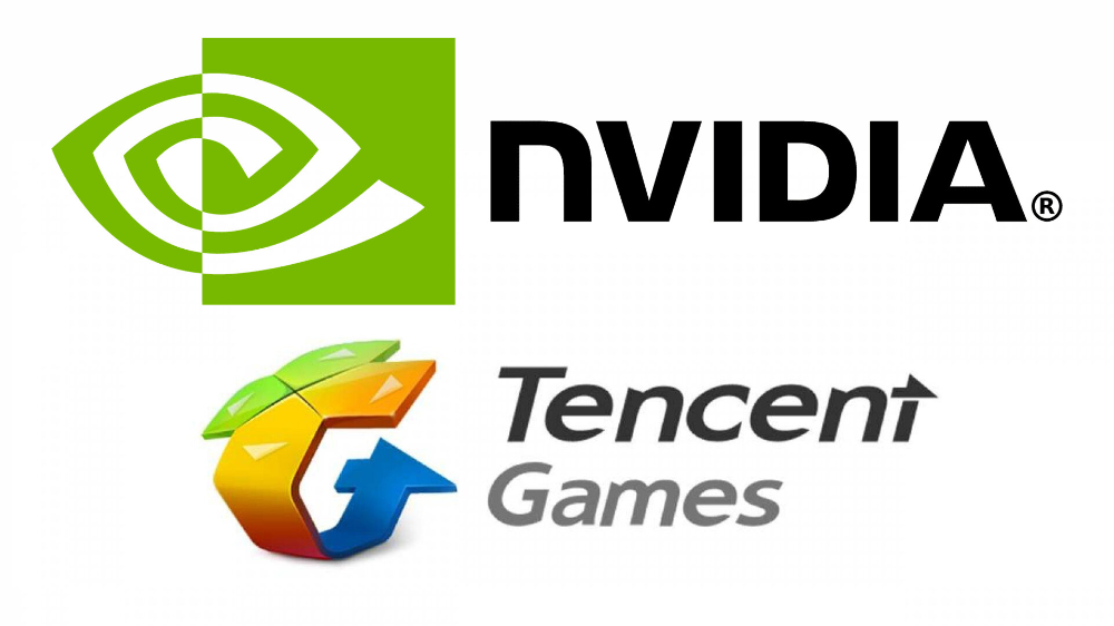 Nvidia And Tencent Games Are Teaming Up For Start Cloud Gaming Service With Images Cloud Gaming Games Nvidia