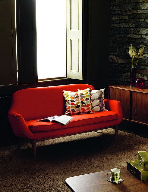 Heal S Orla Kiely Living Room Small Scale Furniture Small Living Room Design Furniture #small #scale #furniture #living #room