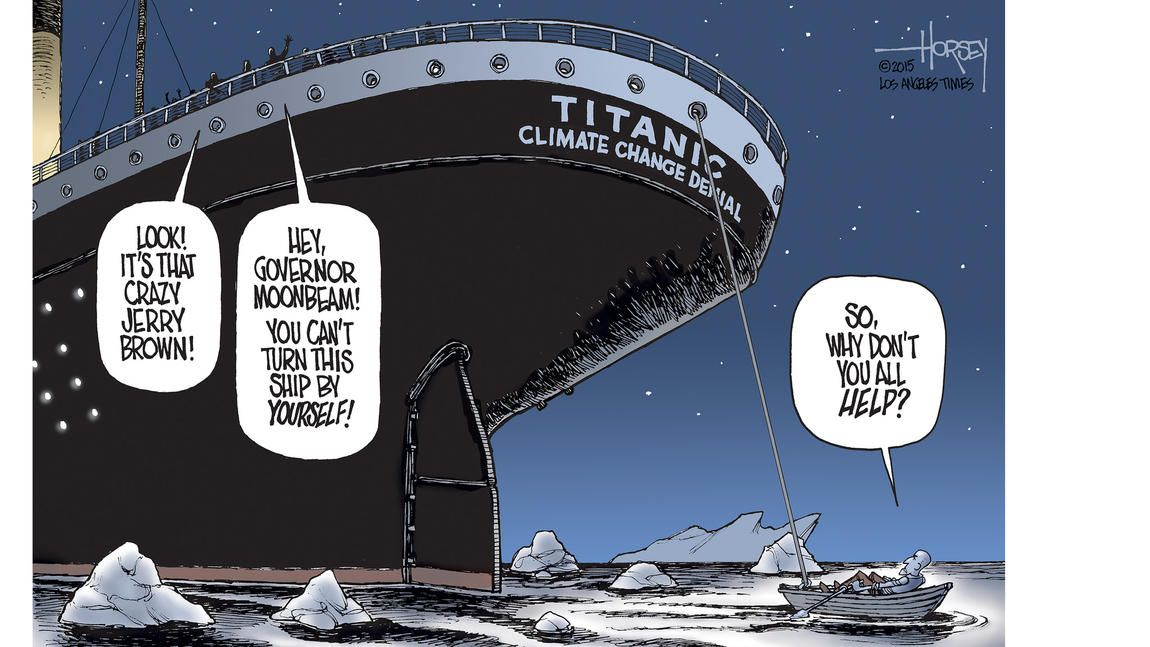 global warming satire solutions