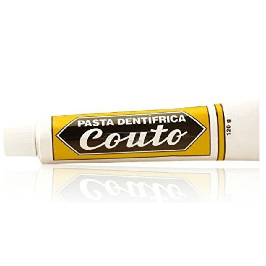PASTA DENTIFRICA Couto Medical Toothpaste - 2 oz