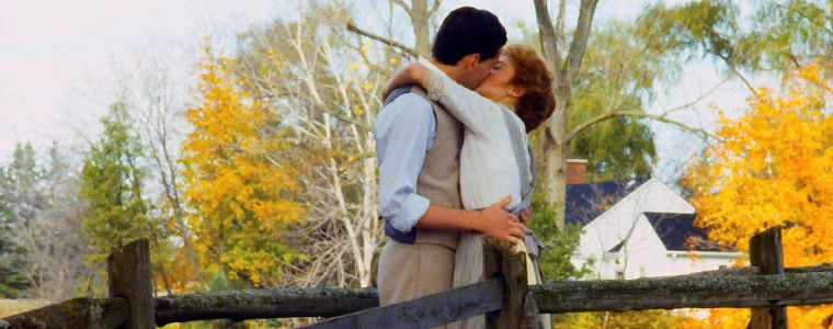Anne And Gilbert S Kissing Bridge Anne Of Green Gables Anne Of