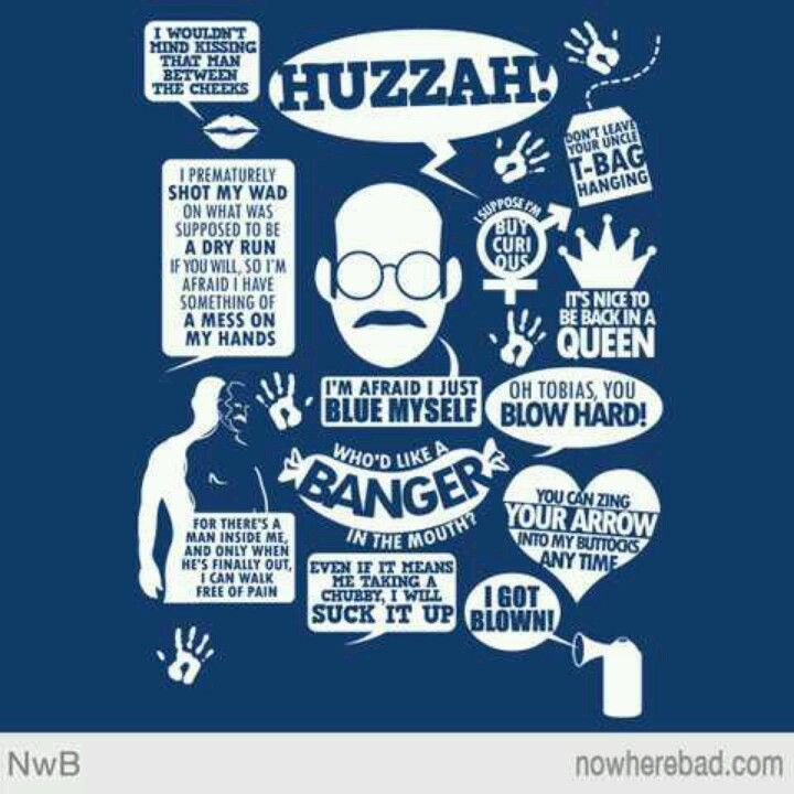 Tobias Funke is the best character ever   Funny   Pinterest ...