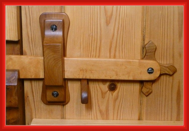 homemade door locks homemade wooden door lock design