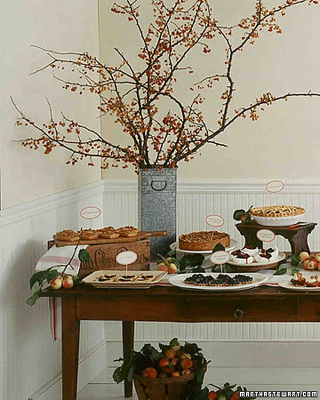 Twigs and Branches Wedding Ideas | Martha Stewart Weddings