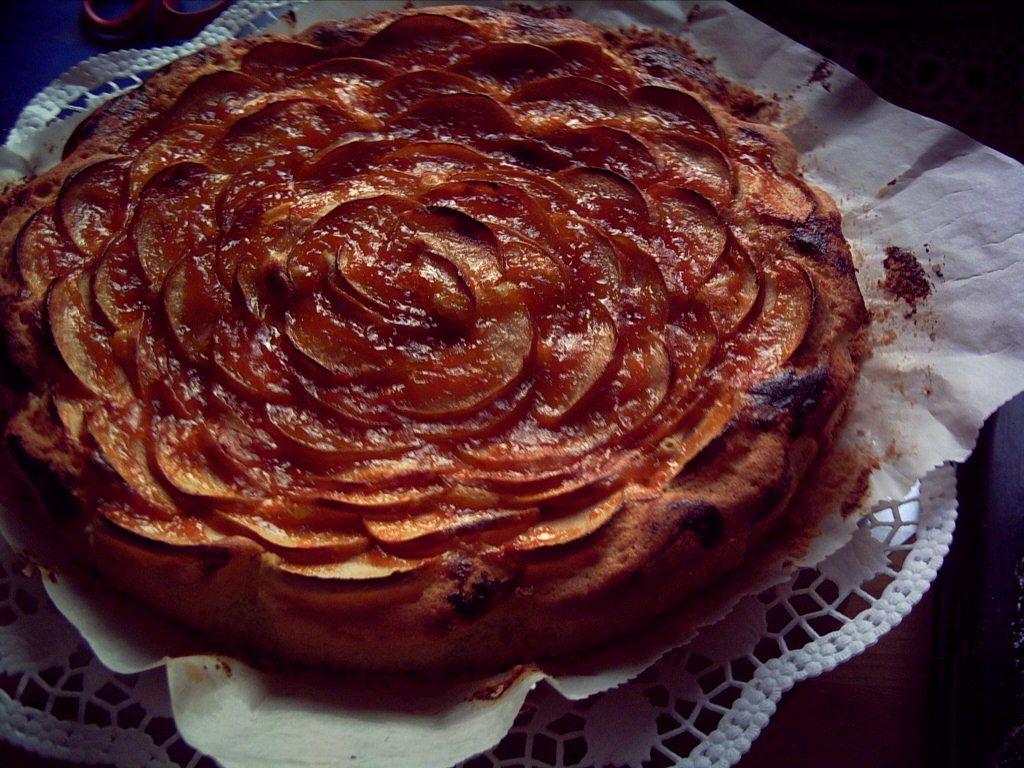 apple cake  http://www.danael.name