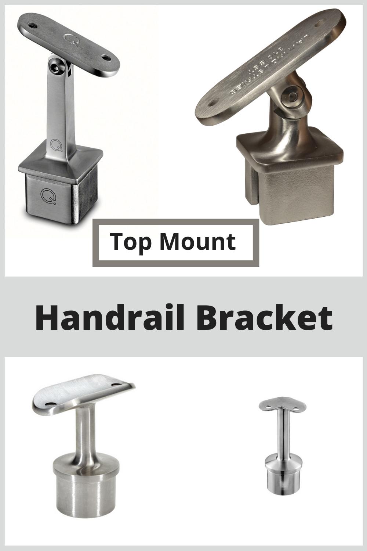 Handrail Brackets For Railing Handrail Brackets Handrail Modern Stair