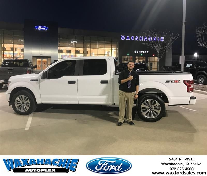 Waxahachie Ford Customer Review David did such a great job