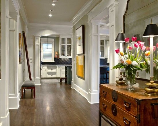 luxurious home decoration to your house fancy traditional hall decor mercer island waterfront estate decoration pinterest hall decorations - House Hall Decoration