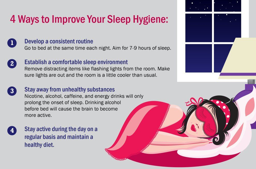 Improve your sleep! Improve yourself, Hygiene, Wellness tips