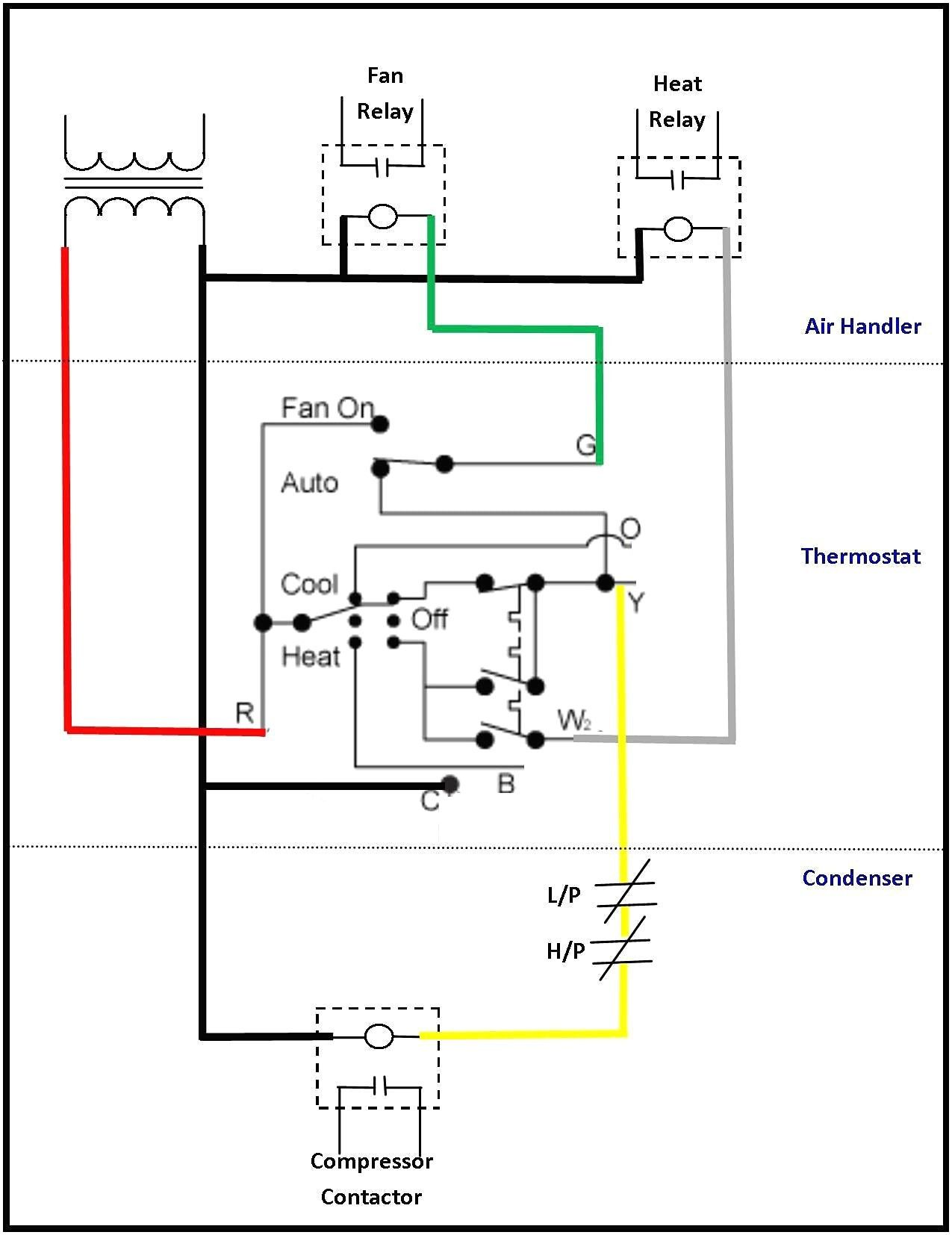 Best Of Low Voltage Transformer Wiring Diagram In 2020 Electrical Circuit Diagram Thermostat Wiring Electrical Wiring Diagram