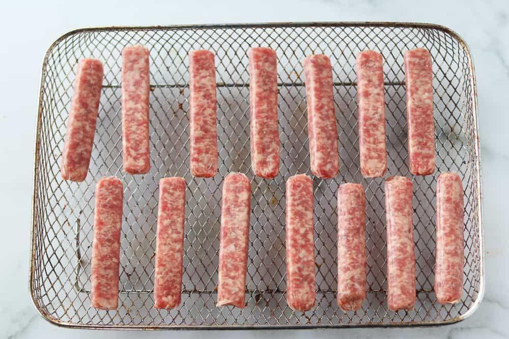 Breakfast sausage links in air fryer recipe in 2020