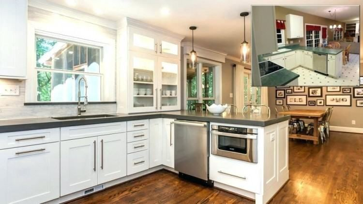 Knock Down Wall Between Kitchen And Dining Room Dining Room Woman Fashion Decoration Furniture Kitchen Remodel Kitchen Remodel Cost Kitchen Cabinet Remodel