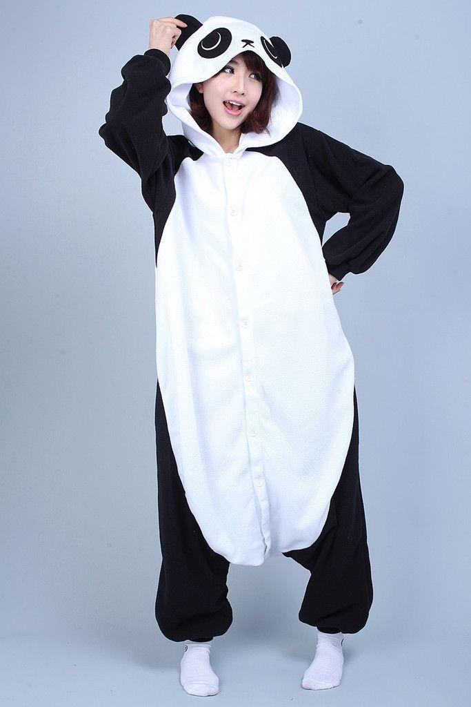 0e61d2641141aa Pijama De Panda | My Panda | Pijama de animais, Pijama fofos e ...