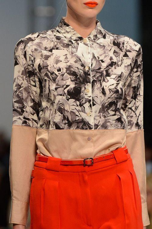 Journal de la Mode - London Fashion Week SS 2013