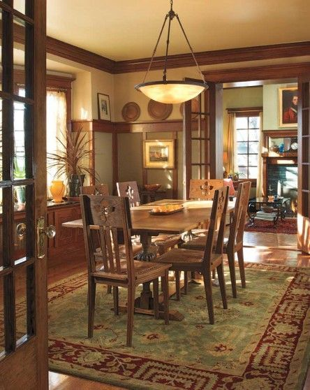897 Best Craftsman Style Old New Images On Pinterest Arts And Crafts Rugs For Interiors