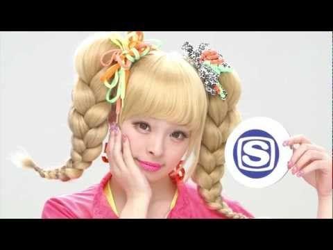 きゃりーぱみゅぱみゅ - スペースシャワーTV ステーションID... some kawaii japanese stuff ^^