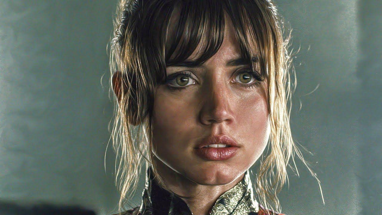 Blade Runner 2049 Hologram Love Scene Joi And Mariette Sync Ana De Armas Best Scenes Blade Runner 2049 Blade Runner Hair Color Streaks