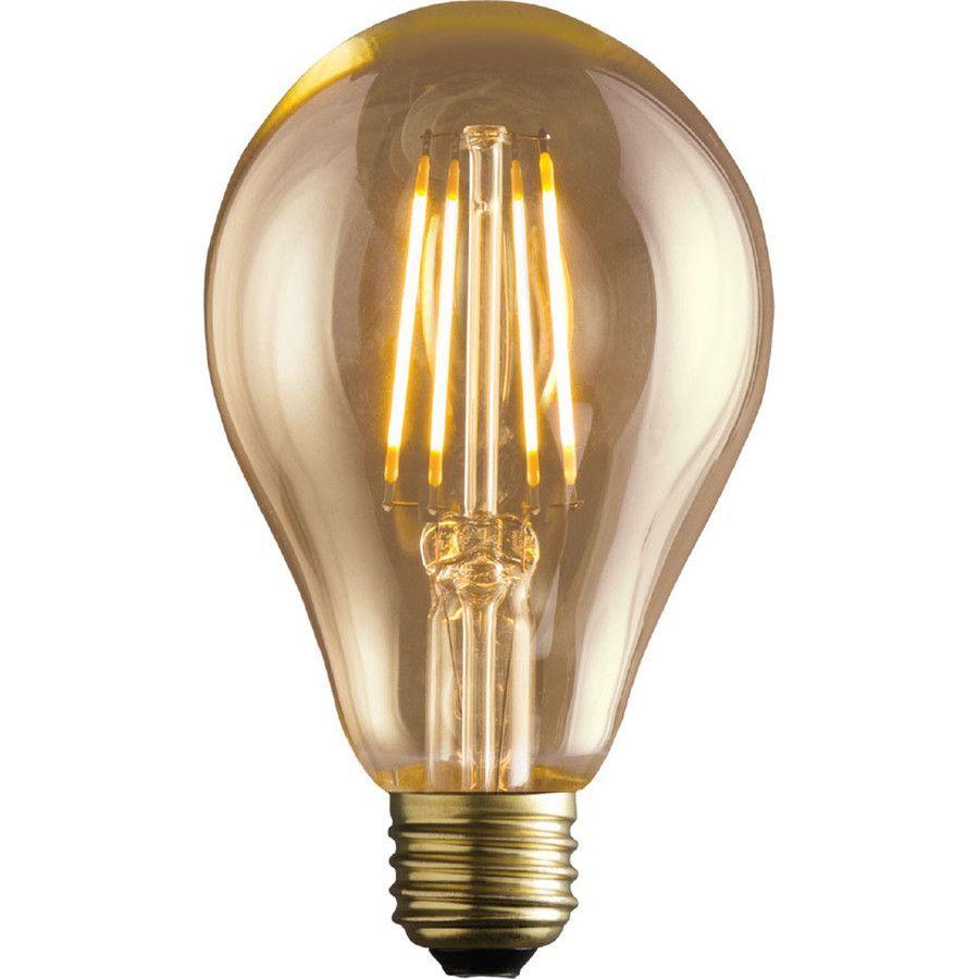 Kichler Lighting Vintage 60w Equivalent Dimmable Amber Vintage