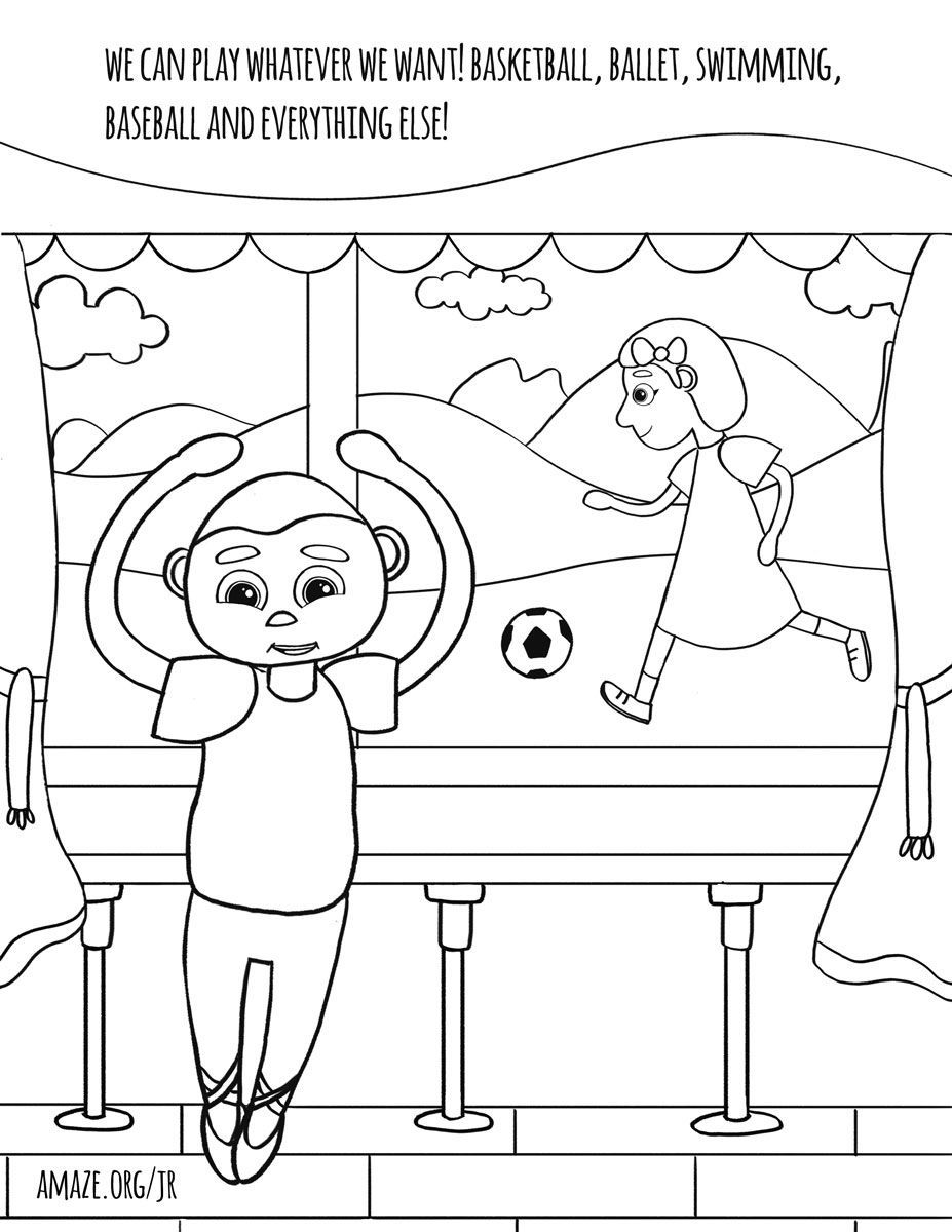 Free Coloring Pages That Share Simple Facts About Health And