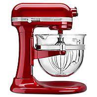 KitchenAid® Professional 6500 Design™  Series bowl-lift Stand Mixer (KSM6521XCA) | kitchenaid®
