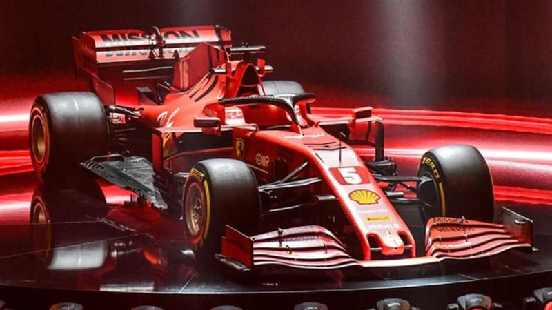 F1's new cars gallery in 2020 New cars, Ferrari, F1 news