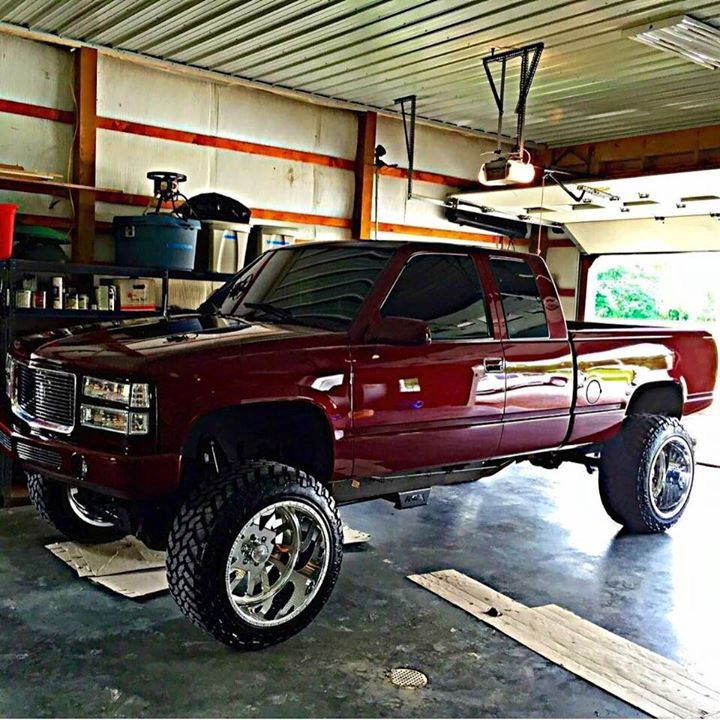Old school Chevy with a modern touch | Future trucks | Pinterest ...