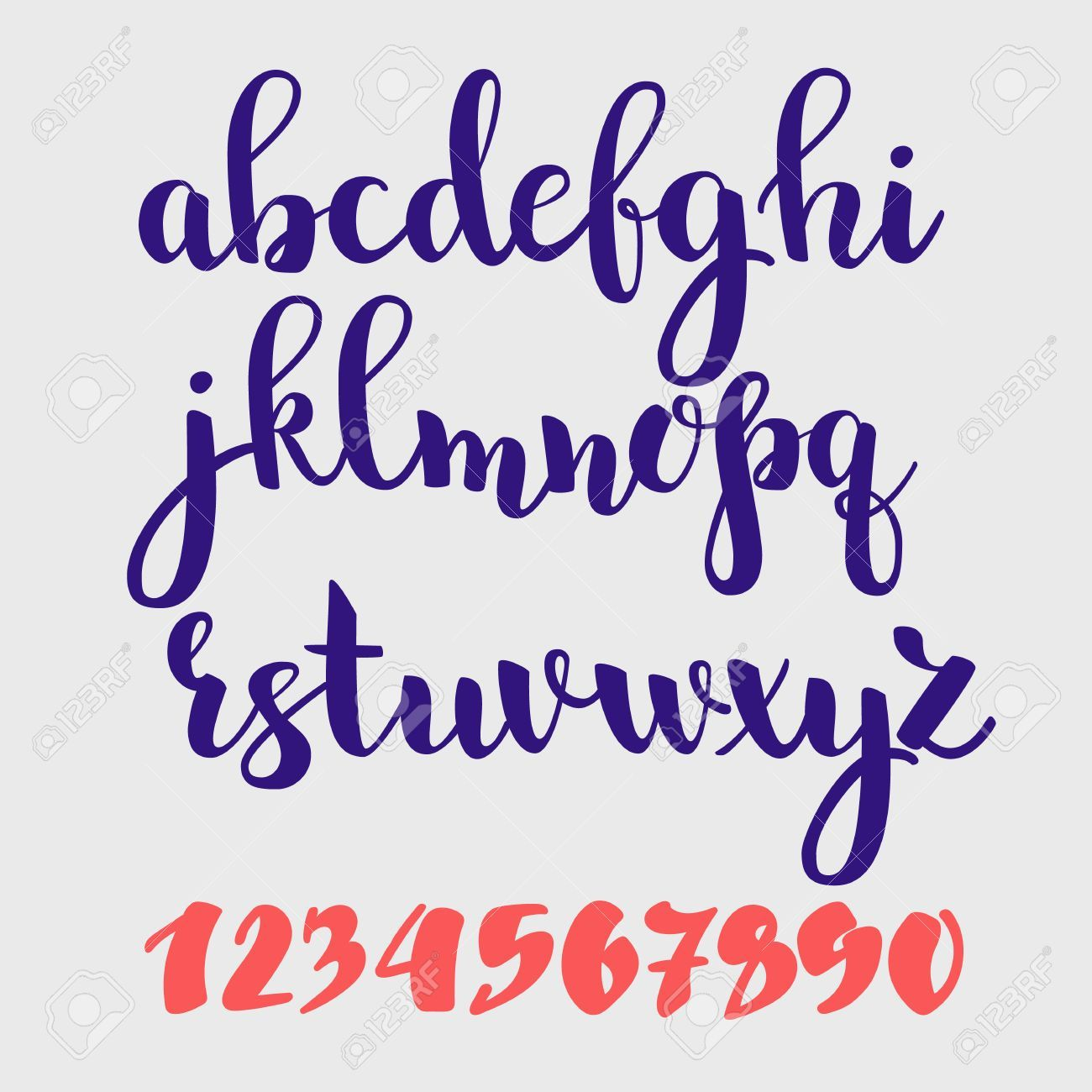 Free Alphabet Calligraphy To Free Download Free