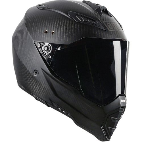 AGV AX-8 EVO DS Dual Sport AS//AF Shield Smoke
