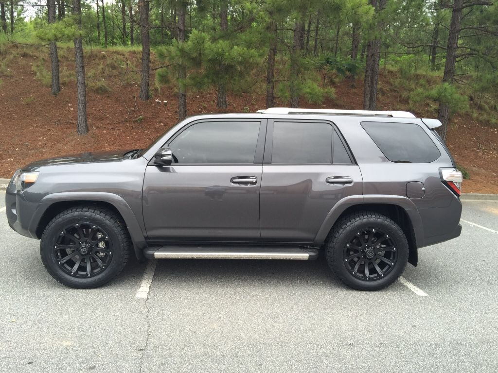 Magnetic Grey 4runners Lets See Them Page 25 Toyota 4runner 4runner Toyota 4runner Toyota