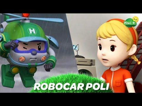 Robocar poli dessin anim piwi episode l 39 quipe de - Dessin anime de robocar poli en francais ...