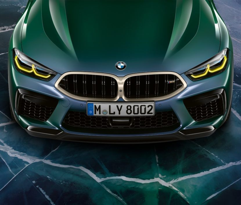 First 8 examples of a BMW M8 Gran Coupe First Edition are stunning