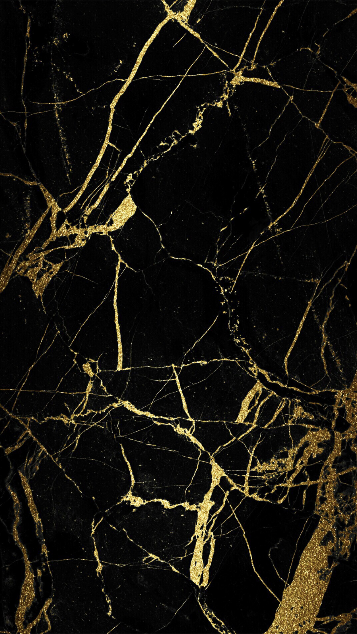 Pin By Maurice Van Bladel On Wallpapers Black And Gold Marble Gold Marble Wallpaper Gold Marble