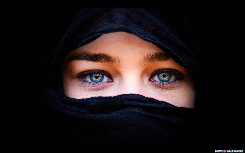 Image For Arab Girl Blue Eye Hd Wallpaper Grl0252 Arab Girls