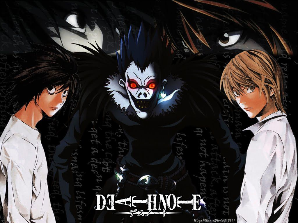 10 Best Anime For Beginners Hooked On Anime Death Note Manga Anime Shows Anime