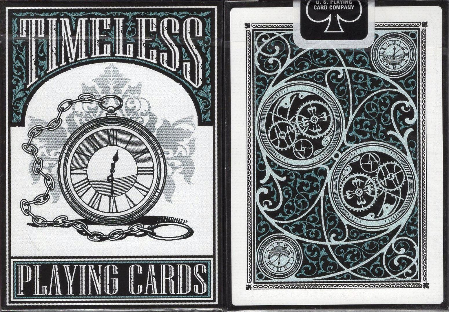 Jeu De Cartes USPCC Bicycle Griffin Club 808 Limited Edition Playing Cards