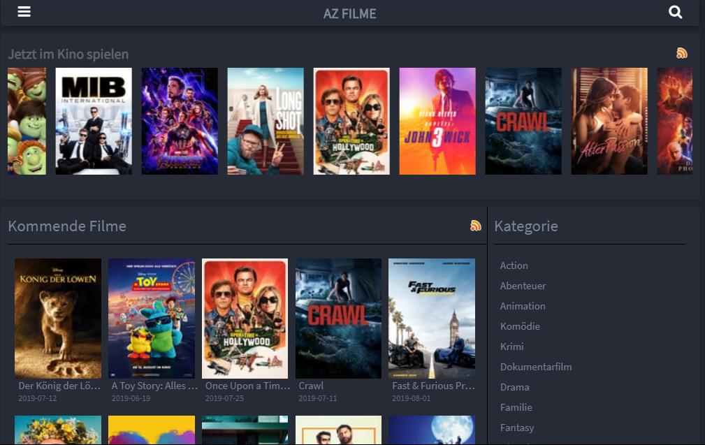 Filme gratis anschauen deutsch