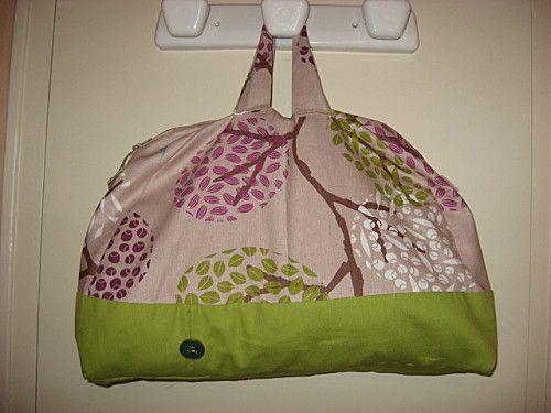 tuto du sac bowling couture pinterest sac couture sac et sac bowling. Black Bedroom Furniture Sets. Home Design Ideas