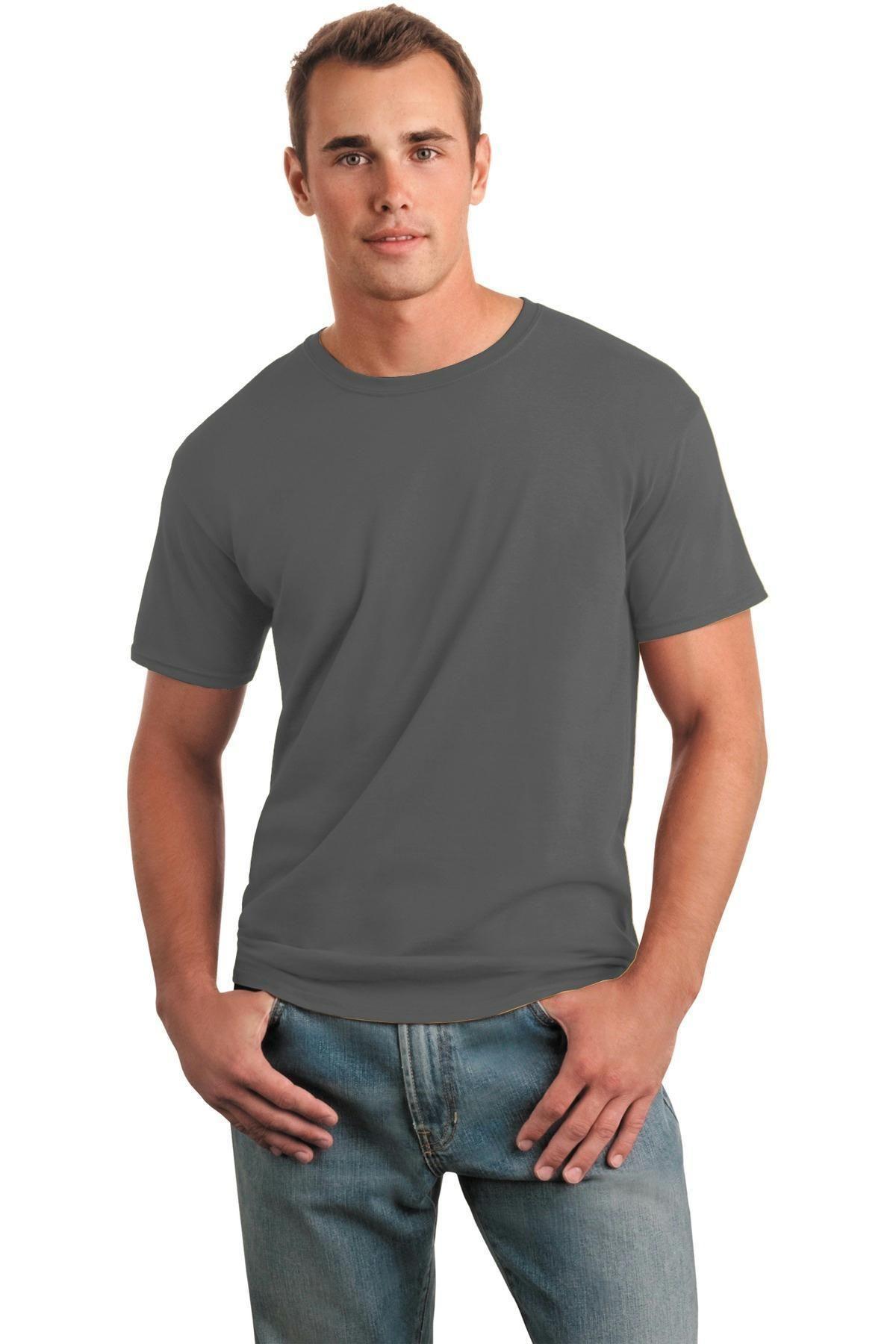 WHOLESALE Men/'s Blank T Shirt Plain Work Men/'s Gildan Tee Red