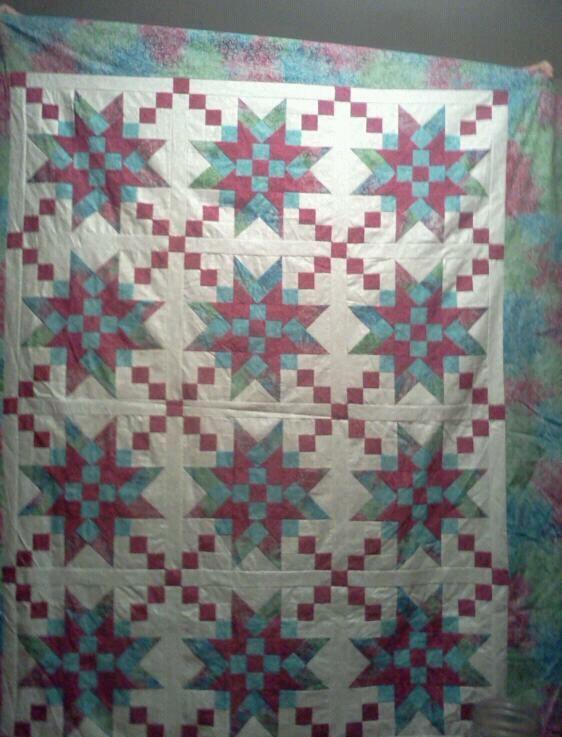 quilt for me designed by debbie caffrey