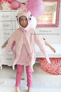 New with Tags Pottery Barn Kids PINK OCTOPUS Costume Size 7/8  sc 1 st  Pinterest : kids octopus costume  - Germanpascual.Com