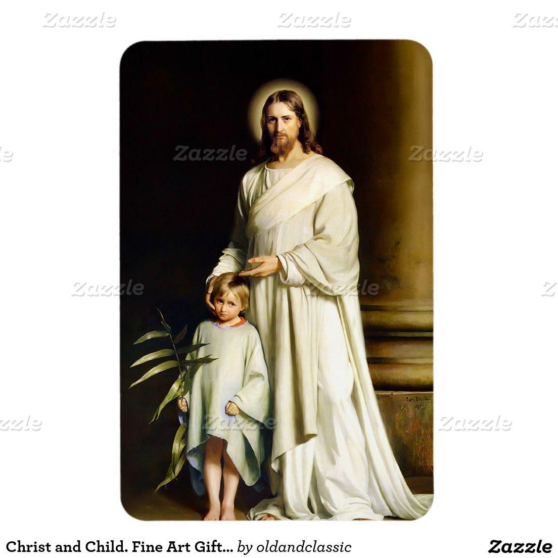Easter christian gift ideas easter gift fine art magnets christ easter christian gift ideas easter gift fine art magnets christ and child negle Gallery
