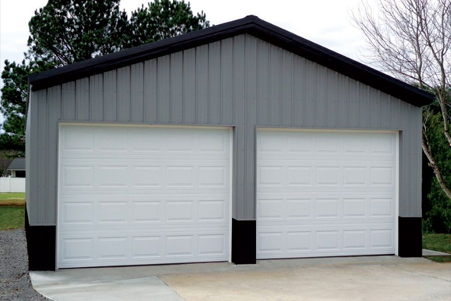 Pole barns that look like garages google search pole for Garages that look like barns