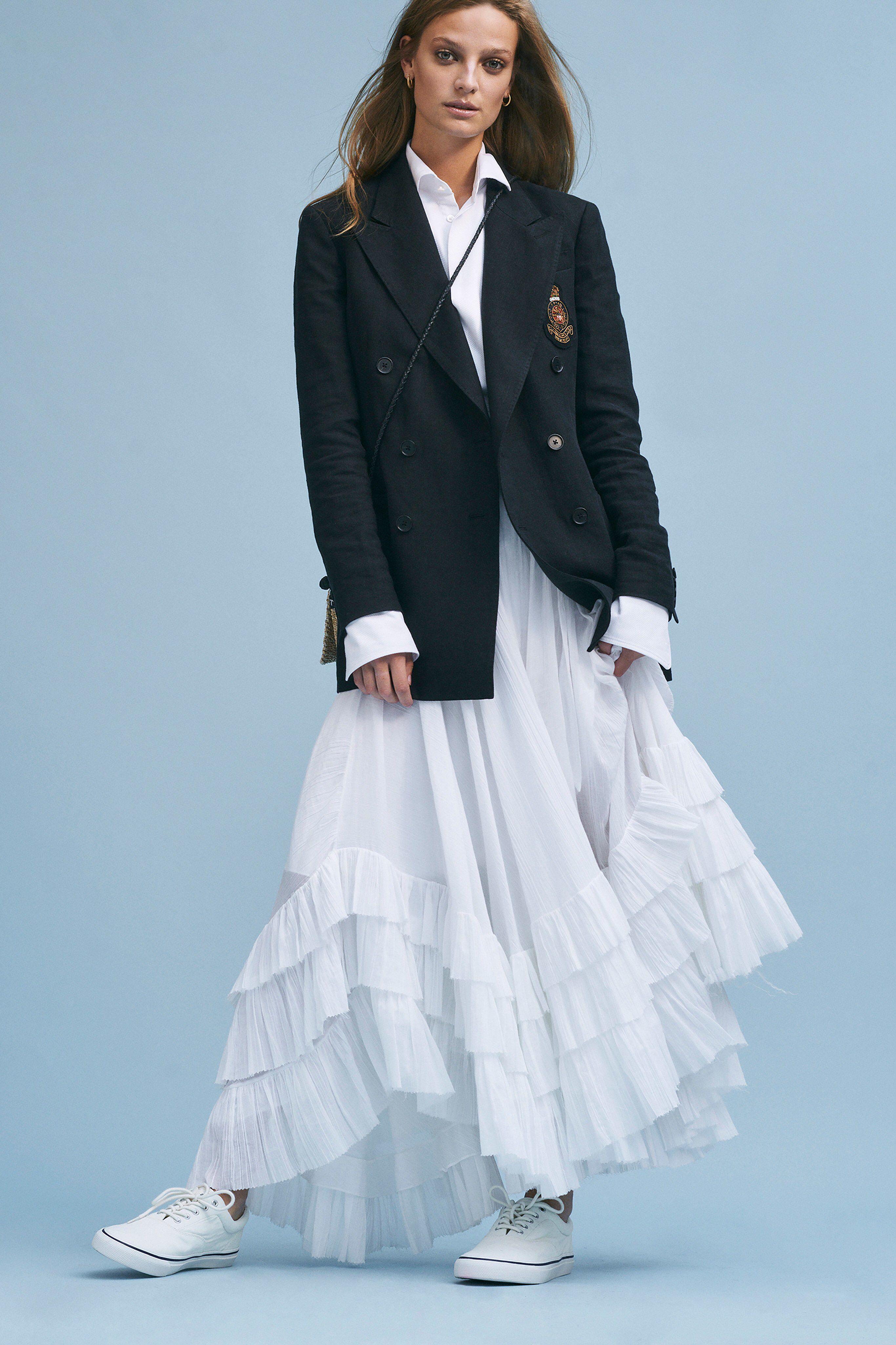 2019 Ralph Fashion Lauren Show Wear To В Ready Polo Spring Г nP8OkN0wX