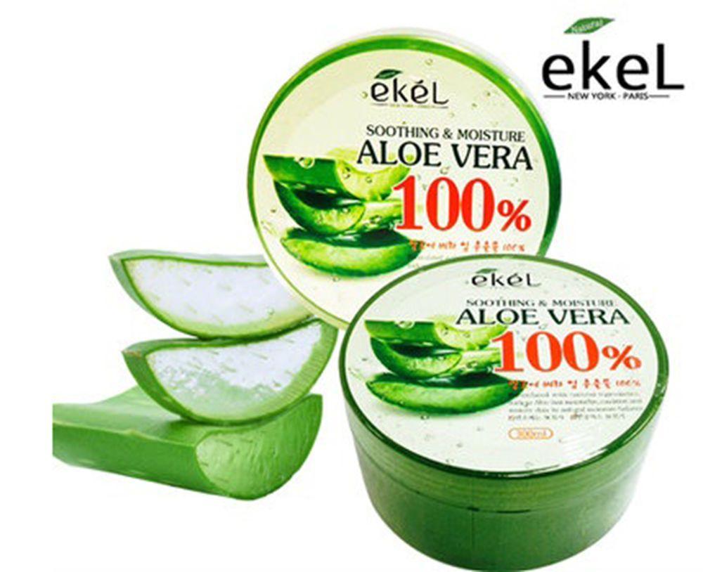 Ekel 100 Aloe Vera Fresh Soothing Moisture Gel 300ml Korean K Beauty Jeju Shooting Nature Cosmetics New In Health Skin Care Moisturizers Ebay